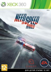 Need for Speed: Rivals (Полностью на русском языке) Xbox360