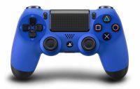 Беспроводной Контроллер DualShock 4 Wireless Controller Wave Blue (Синий) Для Sony PlayStation 4