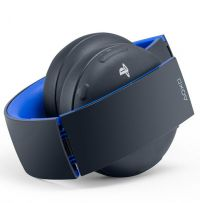 Беспроводные стерео наушники Sony CECHYA-0083 Gold Wireless Stereo Headset для PS4