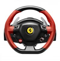 Руль ThrustMaster Ferrari 458 Spider Racing Wheel для Xbox One + игра Forza Horizon 2 (Русская версия)