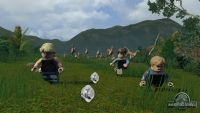 LEGO Мир Юрского периода (Русская версия) Xbox360