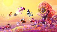 Rayman: Legends (Полностью на русском языке) PS4