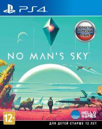 No Man's Sky (PS4) Полностью на русском языке!