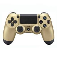 Геймпад DualShock 4 Wireless Controller Golden (PS4)