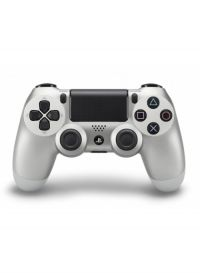 Геймпад DualShock 4 Wireless Controller Silver (PS4)