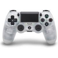 Купить Геймпад DualShock 4 Wireless Controller Crystal (PS4) в Минске