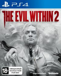 The Evil Within 2 (PS4) Русская версия.
