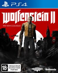 Wolfenstein II: The New Colossus (PS4) Полностью на русском языке!