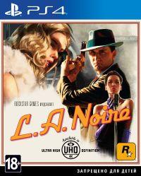 L.A. NOIRE (PS4) Русская версия