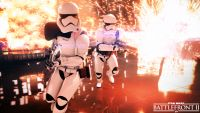 Купить STAR WARS BATTLEFRONT II (PS4) Русская Версия
