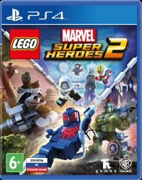 LEGO Marvel Super Heroes 2 (PS4) Русская версия