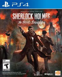 Sherlock Holmes: The Devil's Daughter (PS4) Русская версия