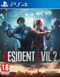 Resident Evil 2 (PS4) Русская версия