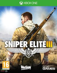 Sniper Elite 3 ULTIMATE EDITION (Xbox One) Русская версия