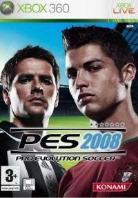 PES 2008 Pro Evolution Soccer
