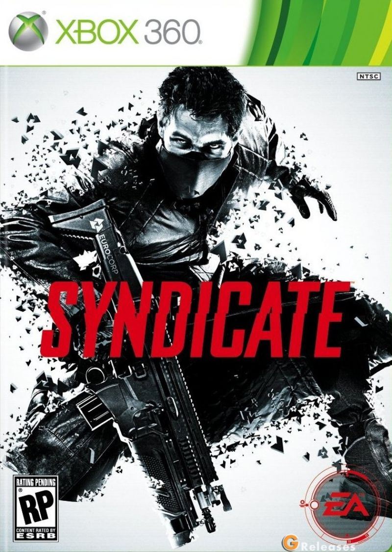 икс бокс игра syndicate инструкция