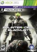 Tom Clancy's Splinter Cell: Blacklist (Полностью на русском языке) Xbox360