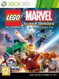 LEGO Marvel Super Heroes (Русская версия) Xbox360