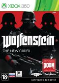 Wolfenstein: The New Order (Русская версия) Xbox360