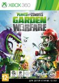 Plants vs. Zombies Garden Warfare Xbox360