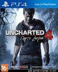 Купить игру Uncharted 4: Путь вора  (PS4) в Минске