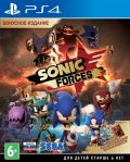 Sonic Forces (PS4) Купить