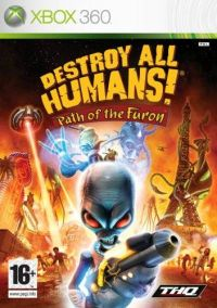 Destroy All Humans! Path of the Furon (Русская версия)