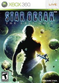 Star Ocean: The Last Hope (3 DVD) Xbox360