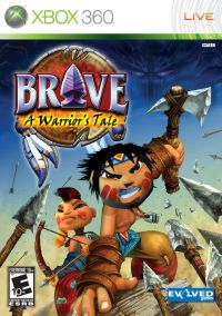 Brave: A Warriors Tale (Xbox360)
