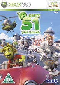 Планета 51 (Русская версия!) Xbox360