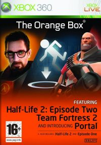 Half Life 2 The Orange Box (Xbox360)