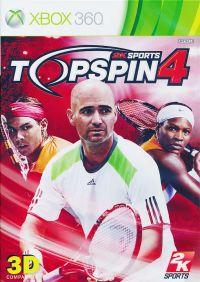 Top Spin 4 для Xbox360