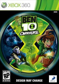 Ben 10: Omniverse (Русская версия)