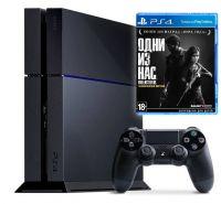 PlayStation 4 PS4 500Gb + игра