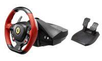 Руль ThrustMaster Ferrari 458 Spider Racing Wheel для Xbox One + игра Forza Horizon 2 (Русская версия)