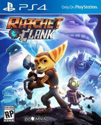 Ratchet & Clank (PS4) Русская версия.