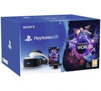 Sony PlayStation VR V2 + Камера + VR Worlds Купить