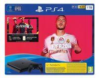 PS4 Slim 1TB + FIFA 20 (Русская версия) Купить