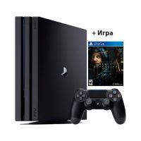 Купить Sony PS4 Pro + Death Stranding + Fortnite (Playstation 4 по СУПЕРцене!)