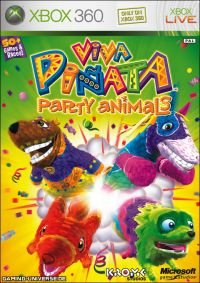 Viva Pinata Party Animal