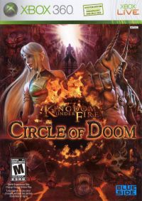 Kingdom Under Fire: Circle of Doom (Русская версия) Xbox360
