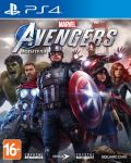 Мстители Marvel для PS4